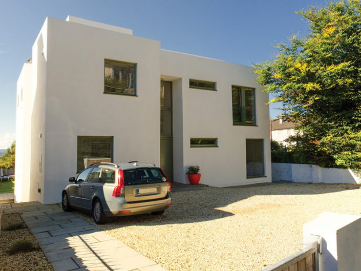 A Cubist House