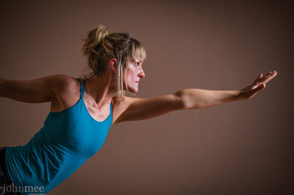 Hot Yoga Photoshoot