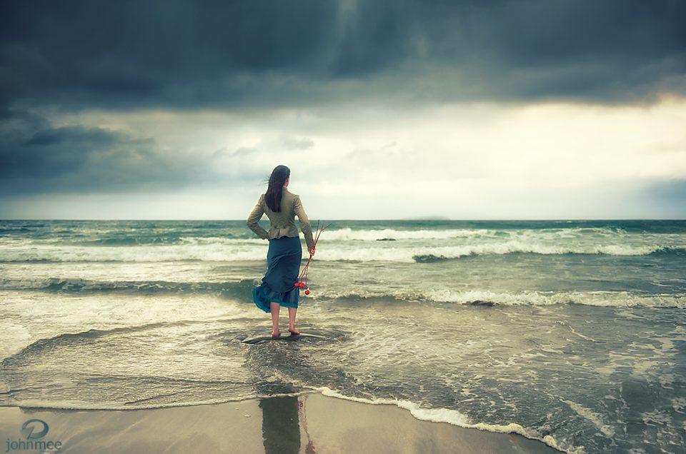 Creative Shoot at the Coast