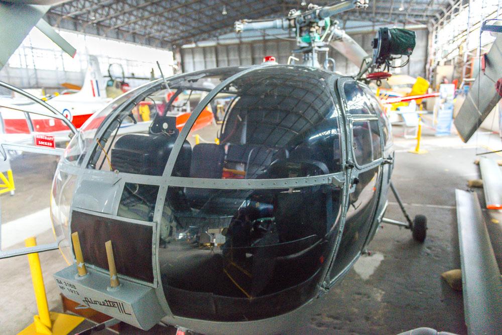 The SA316 Alouette III