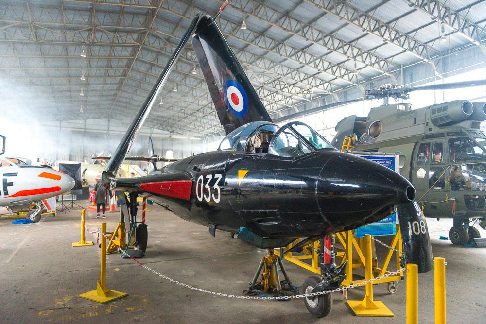 Royal Navy Hawker Sea Hawk FB.5 WN108