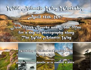 wild atlantic way workshop