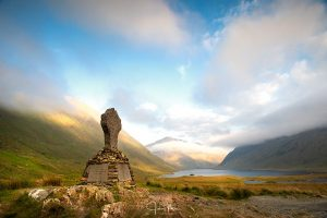 Doolough famine memorial
