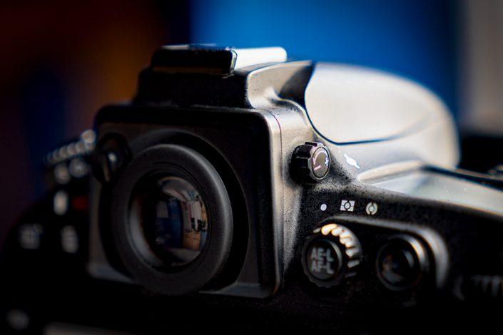 Dioptre adjustment on Nikon D800