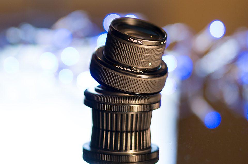 Lensbaby lens