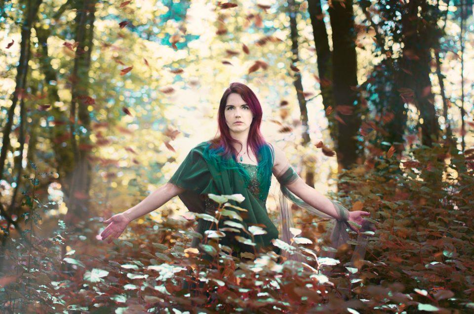Woodland Photoshoot